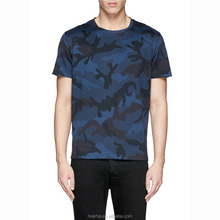 woodland camo military t-shirt; army jungle camouflage training t shirt