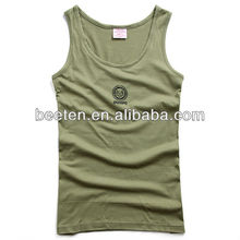 army green vest for men