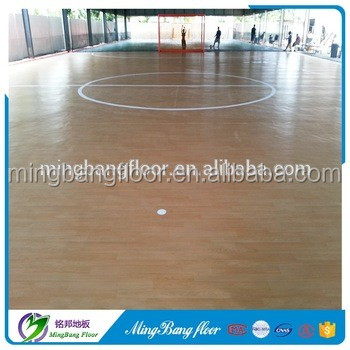 pvc sports flooring professional antislip colorful indoor PVC basketball sports flooring basketball court pvc laminate flooring