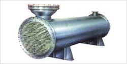 Tube and Shell Heat Exchanger Series
