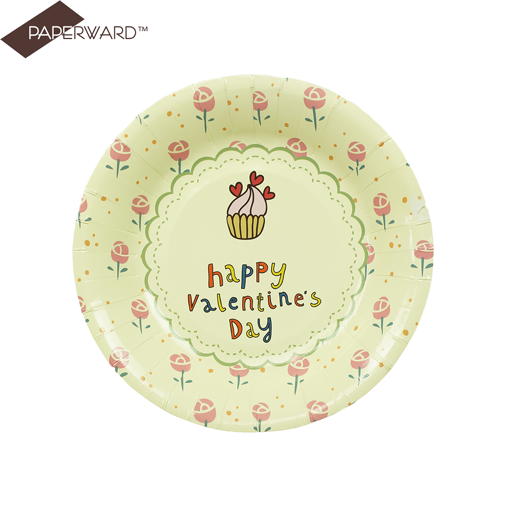 12ct Heavy Duty Easy Ware 8.6inch Printed Design Paper Plates  sc 1 st  Cheap Discounts For Items & List Manufacturers of Paper Disposable Plates Fsc Buy Paper ...