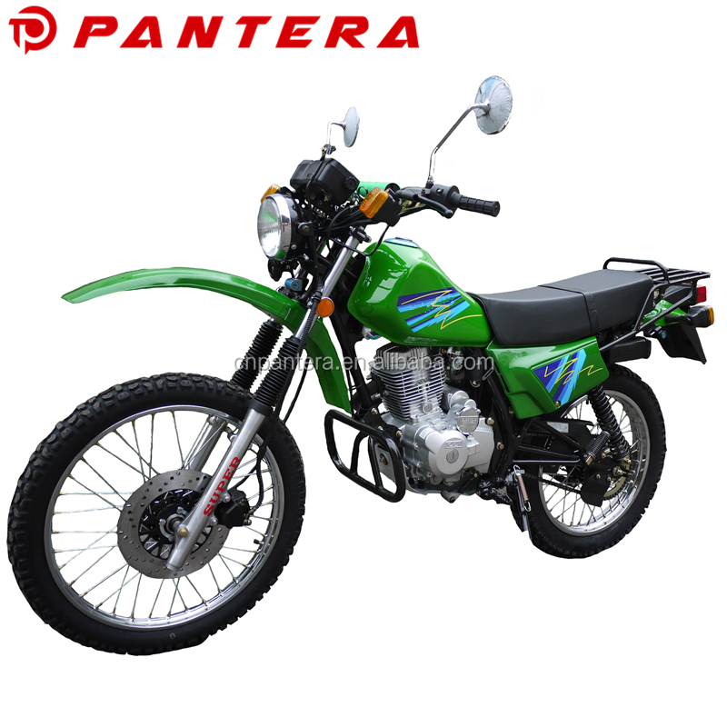 125cc Dirt Bike Spoke Wheel Gasoline Engine 250cc Automatic Motorcycle