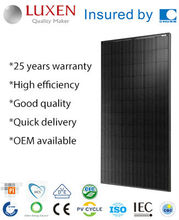 Solar Energy System China Solar Panel Manufacturer 250 watt solar panel