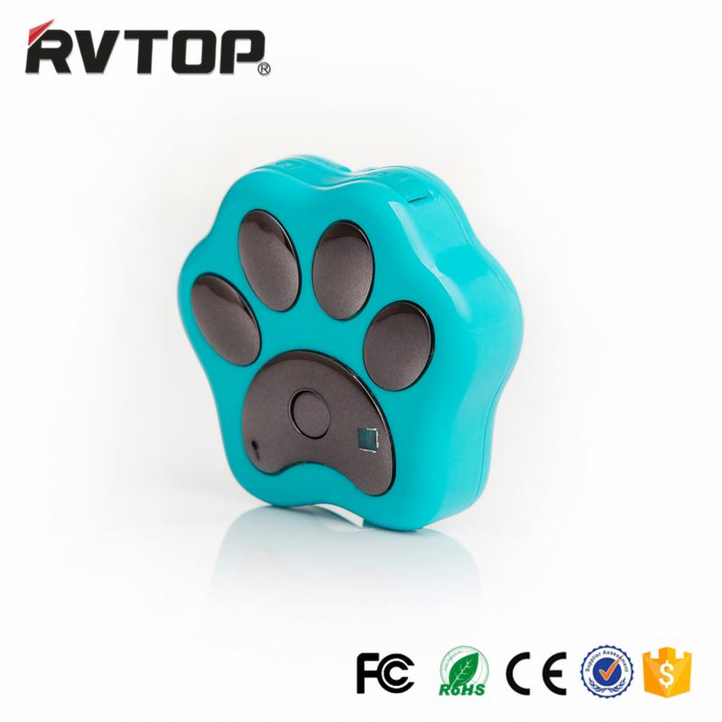 2017 hot Real Time GSM/GPS Dog Collar Tracker Pets Hidden GPS tracker for Large Pet,Kid,Cat Dog