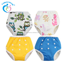Famicheer bebé de bambú niño potty Training Pants
