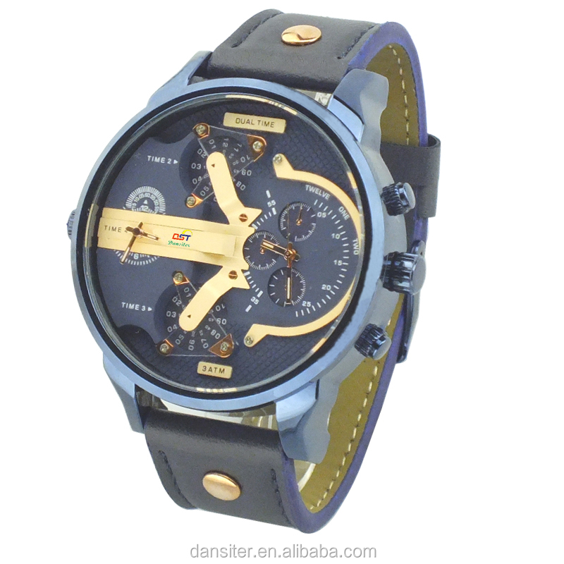 Wholesale Vogue Custom Your Logo Mens Watch