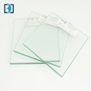 Hot sale 4mm 5mm 6mm tempered clear float glass sheet price