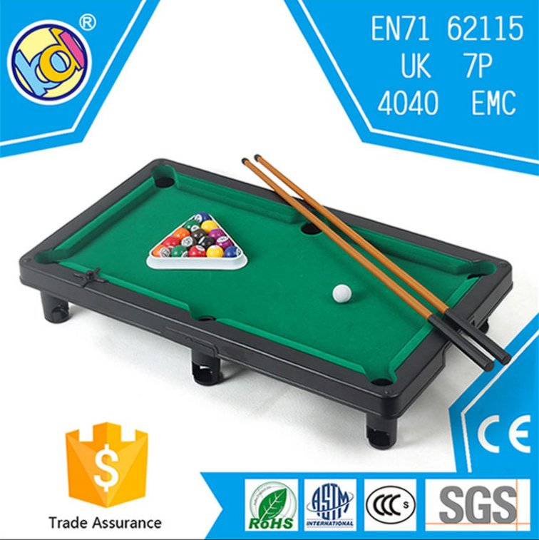 wholesale toys kids playing cheap mini billiard snooker pool table