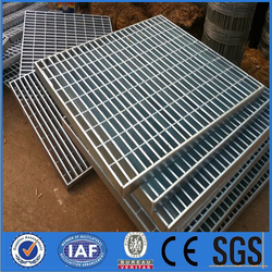 High Quality Low Price and Heavy Duty Hot Dipped Galvanized Steel Grating/Door Mat/Metal Lattice Panel For Sale Manufacturer