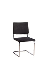 Made in China hot sell modern wholesale chromed leg industrial office chair