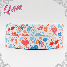 printed grosgrain the ribbon boutique
