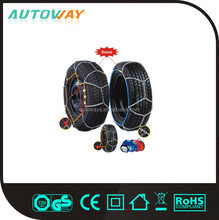 2016 New Design High Quality KNS 9MM Snow Chain for Passenger Car Tires with TUV/GS and Onorm V5117 Hot-Sale In Europe