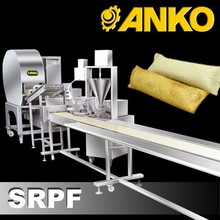 Anko Industrial Semi Automatic Commercial Spring Roll Maker Machine