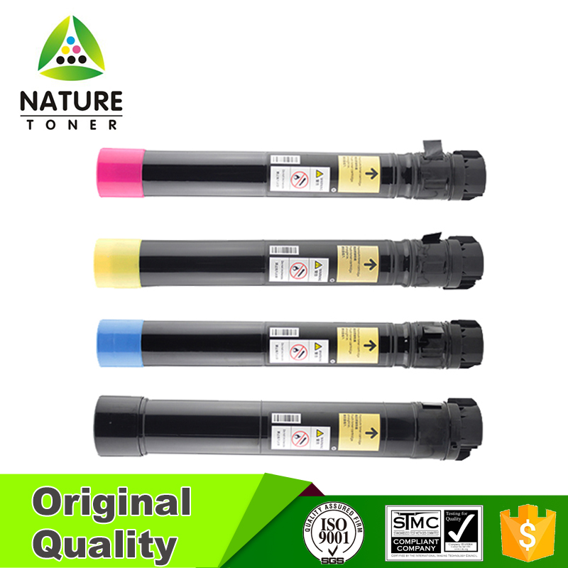 Compatible color toner cartridge for Xerox Phaser 7800