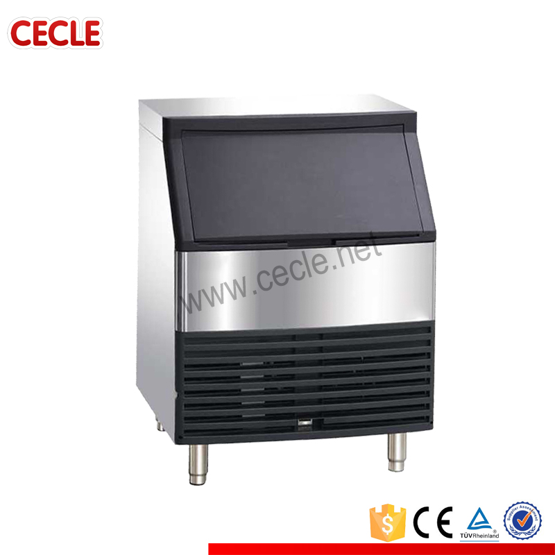 Good after-sale service industrial cube ice maker