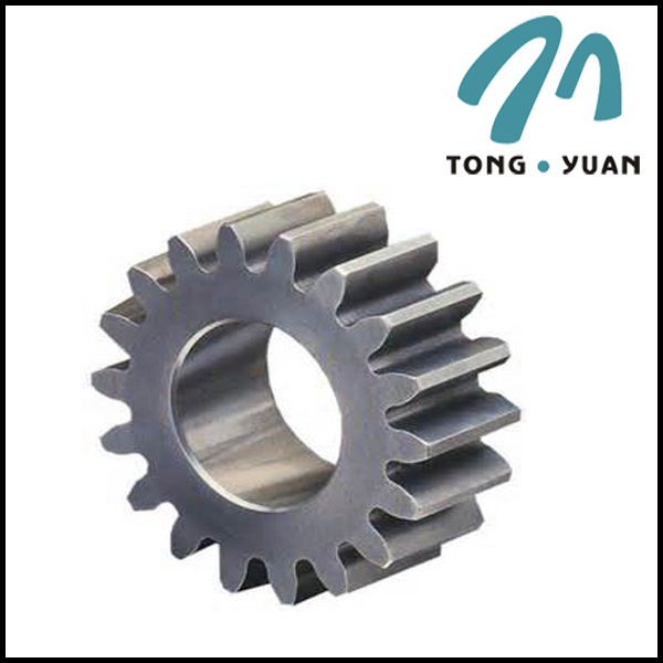 Steel Helical Gear Wheel