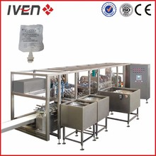IV Fluid Manufacturing Plant