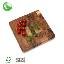 Wholesale Cheap Custom Size Bamboo Antibacterial Wooden Cutting Borad Board With Logo