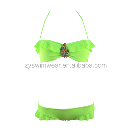 New design 2014 tamanna girl bikini swimwear photos
