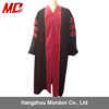 customized Academic Gown Graduation Dress PHD Graduation Gown academic regalia doctoral