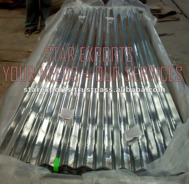 Aluminium Iron Sheet