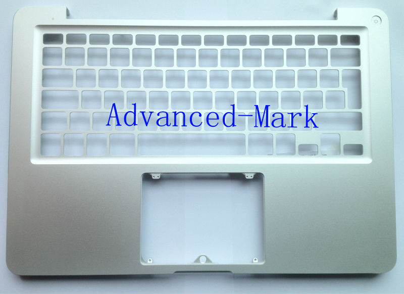 New UK Layout Top Case Topcase For Macbook Pro unibody 13.3'' A1278 MB990 2009 Year Version Laptop , No Keyboard NO Touchpad