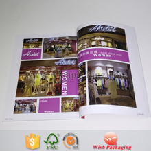 Printing service Visual Identity Boutique shop book