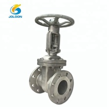 Rising stem A351-CF8 Stainless steel gate valve , flanged ends water gate valve