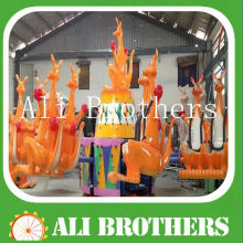 [Ali Brothers]Theme park games Rotation Happy kangaroo indoor&outdoor amusement kiddie rides