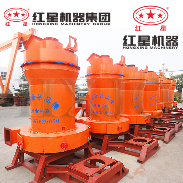 Famous Brand Raymond Mill Professional Raymond Grinding Mill Large Output Raymond Miller with ISO9001:2008 Certificate