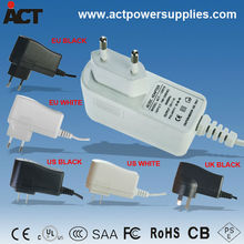 CE approved UL listed 12V 1A dc adapter ACT-120010