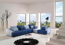 S043 New types of material living room fabric sofa set/furniture Foshan China