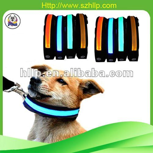 2012 hot sell led dog leashes,flashing dog leashes,led flashing dog leashes China manufacturer & supplier