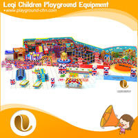 New indoor playground equipment / Eco-friendly kids soft indoor playground equipment canada