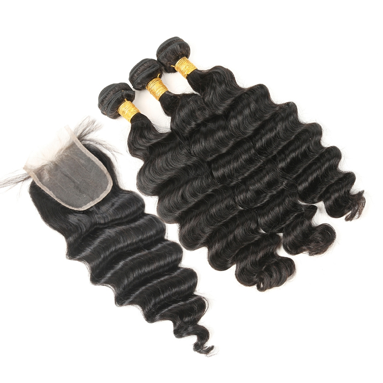 High Quality Wholesale Top Grade Loose Deep Wave Unprocessed Cuticle Aligned <strong>Hair</strong> <strong>Hair</strong> Brazilian Remy <strong>Hair</strong>