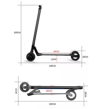 New model folding scooter mini electric motorcycle