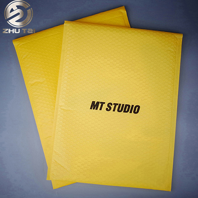 PET envelopes bubble bag inflatable bubble bag air bubble material