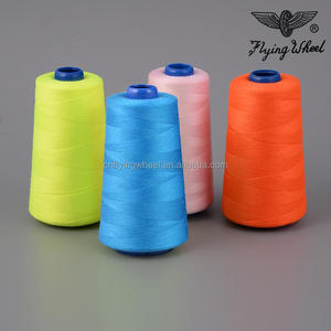Polyester Sewing Thread Manufacturer 100% Spun Polyester Sewing Thread