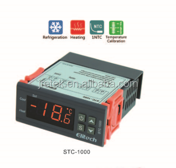 STC-1000 Digital Temperature Controller