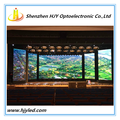 Indoor High Resolution P4.81 Rental / Stage Background LED Display Panel