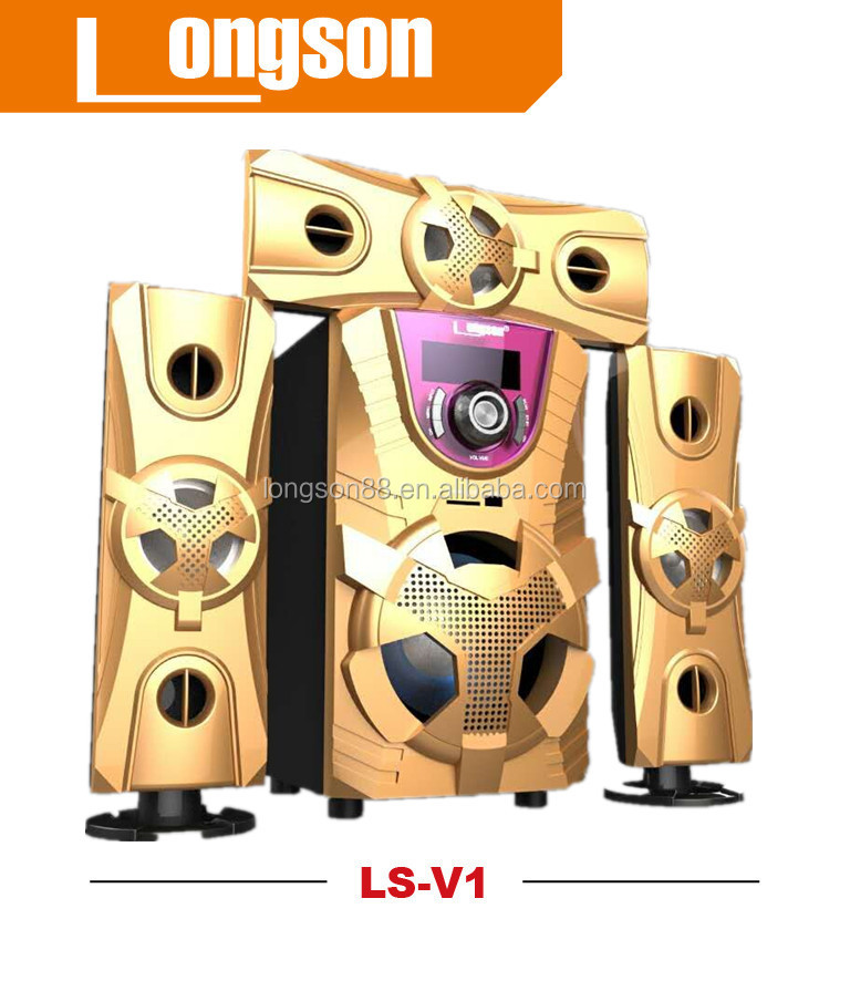 Powerful active multimedia speaker made in China