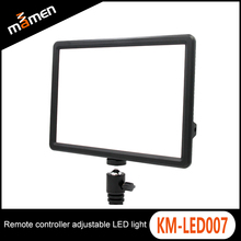 Factory Sale Directly Camera LED Light Flat Panel LED Video Light Video Shooting LED Light For Photography Studio Kits Tool