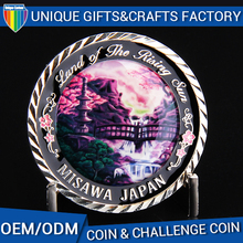 Factory direct custom design commemorative coin replica