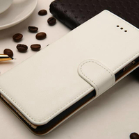 Book Style Premium PU Leather Wallet Flip Case for iphone 6s