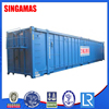 48ft Open Top Waste Container Used
