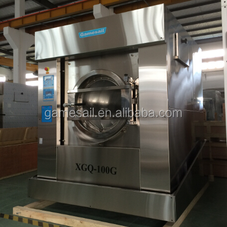 High quality Laundry clothes washer extractor of commercial laundry equipment for sale