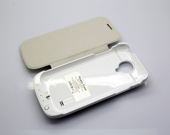 Backup Battery Power Bank Case Cover Charger for Samsung Galaxy S4 mini i9190