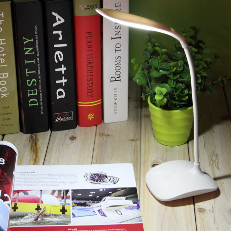 automatic speaker led table lamp