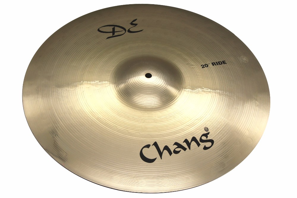 CHANG DE Medium Thin B20 Crash Cymbal Musical instrument