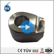 OEM Quality molded Trade Assurance stainless steel die casting/cnc machined parts